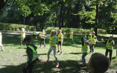 Sportowa wycieczka klas 1 – 3