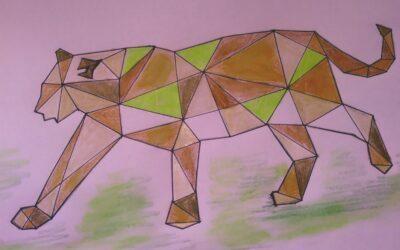 Zwierzęta geometryczne