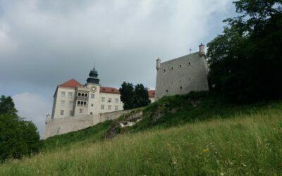 Wycieczka doOjcowskiego Parku Narodowego